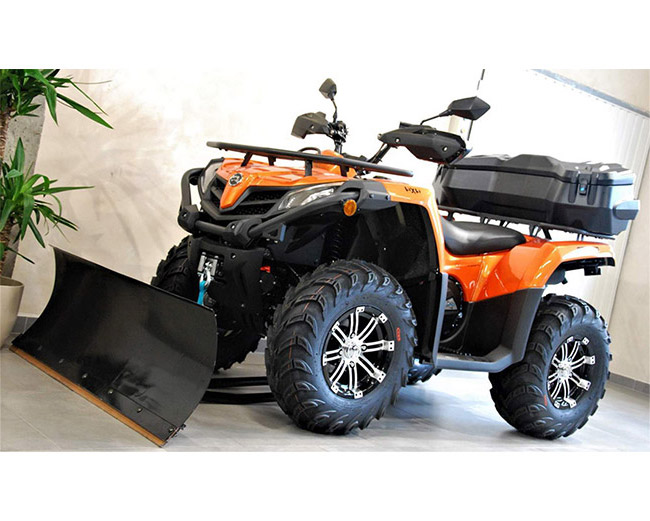 CFmoto Gladiator X450 4x4 - Winter Edition MAX