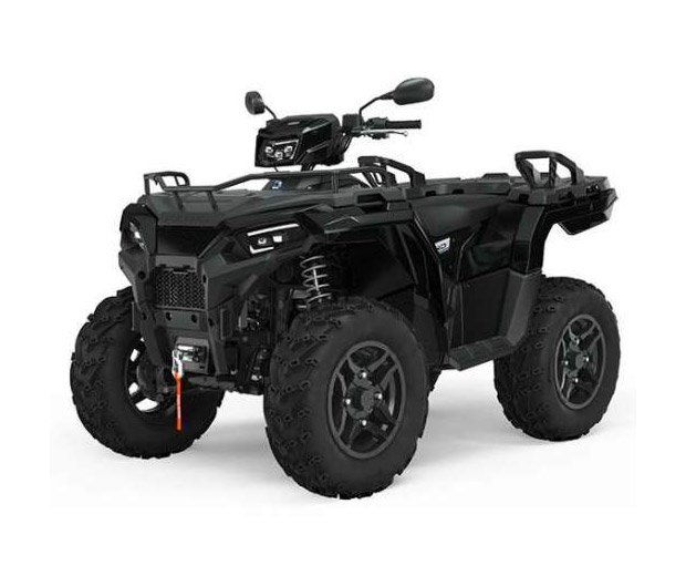Polaris Sportsman 570 4x4 EPS Black Edition