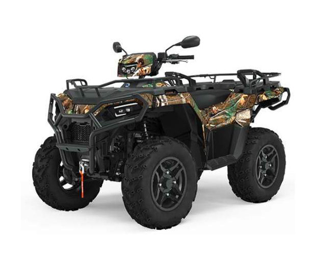 Polaris Sportsman 570 4x4 EPS Hunter Edition