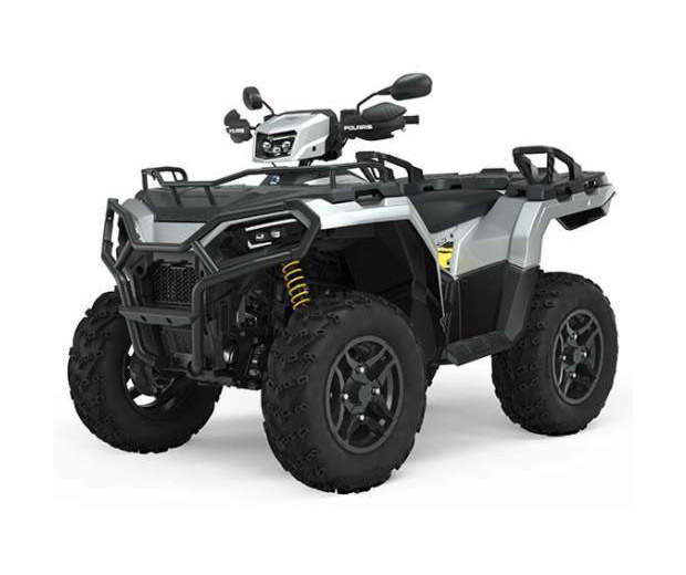 Polaris Sportsman 570 4x4 EPS SP Öhlins SE